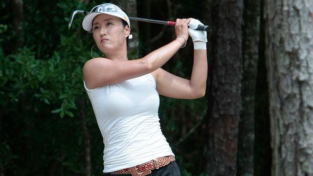 Grace Park (golfer) Grace Park Golfer Coluisie