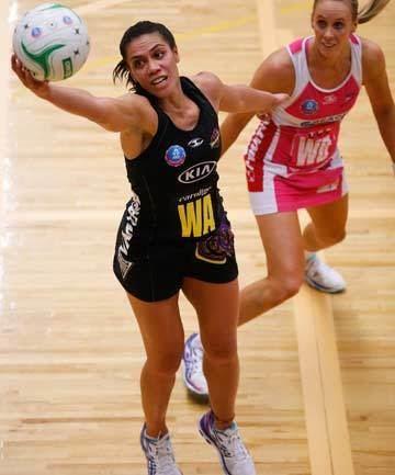 Grace Rasmussen WaikatoBoP Magic resign Tairi and Rasmussen Stuffconz