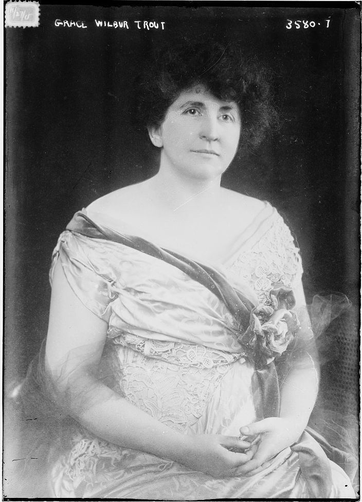 Grace Wilbur Trout Grace Wilbur Trout Wikipedia