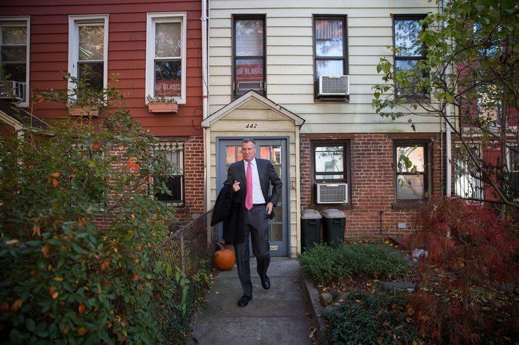 Gracie Mansion De Blasio Says He39ll Move to Gracie Mansion The New York Times