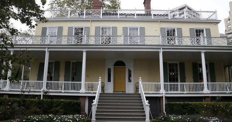 Gracie Mansion Gracie Mansion publicly reopening with new diverse art installation