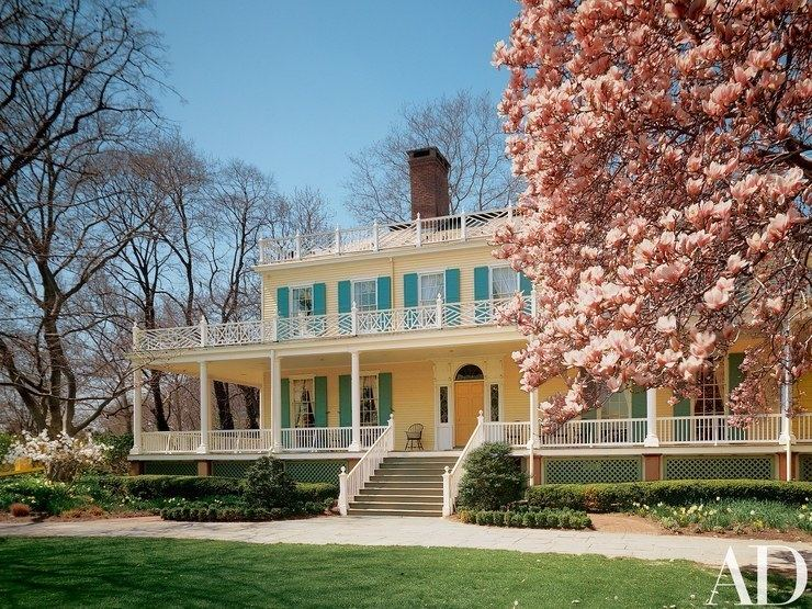 Gracie Mansion See How Michael Bloomberg Restored Gracie Mansion Architectural Digest