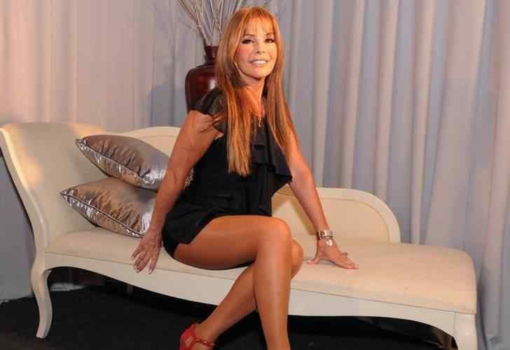 Graciela Alfano Graciela Alfano He tenido todo tipo de experiencia sexual