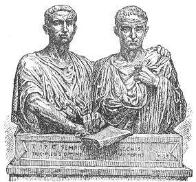Gracques Histoire romaine les Gracques