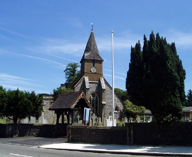 Grade I and II* listed buildings in Croydon