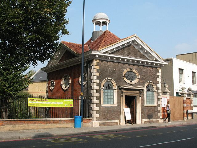 Grade I and II* listed buildings in Lewisham