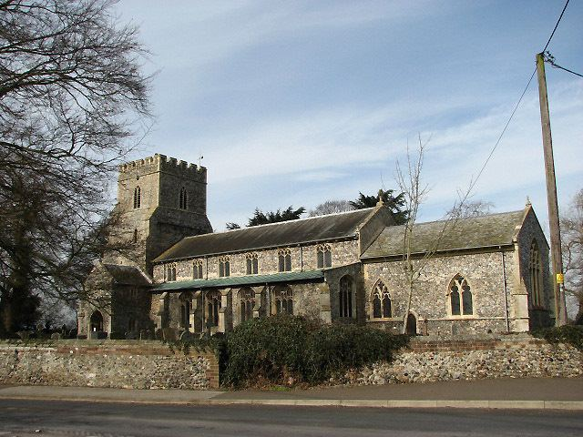 Grade I listed buildings in Breckland