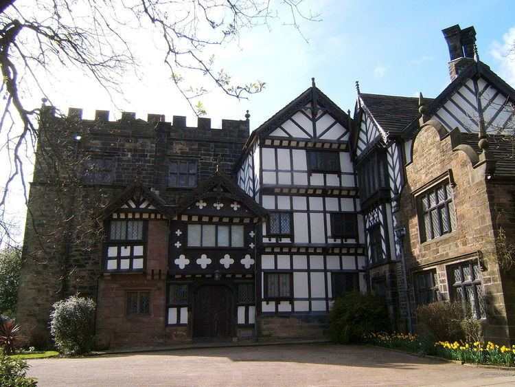 Grade I listed buildings in Lancashire
