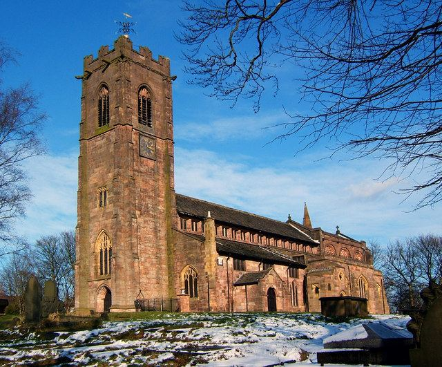 Grade I listed churches in Greater Manchester