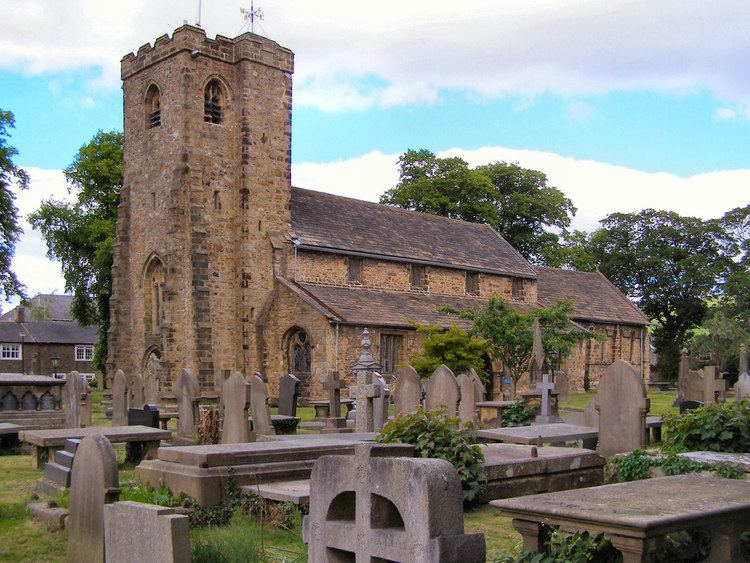 Grade I listed churches in Lancashire