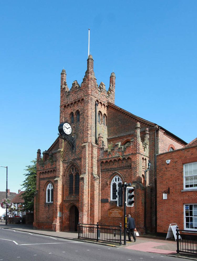 Grade II* listed buildings in Basildon (district)