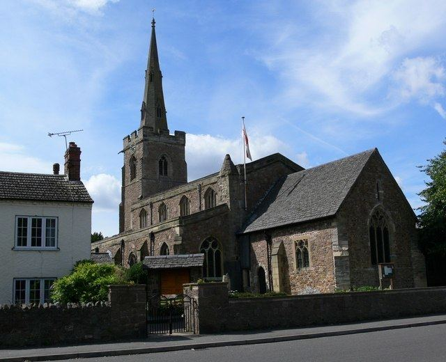 Grade II* listed buildings in Blaby (district)