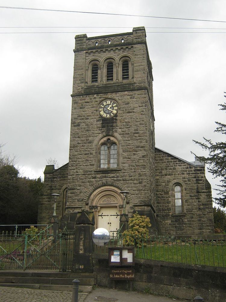 Grade II* listed buildings in Derbyshire Dales