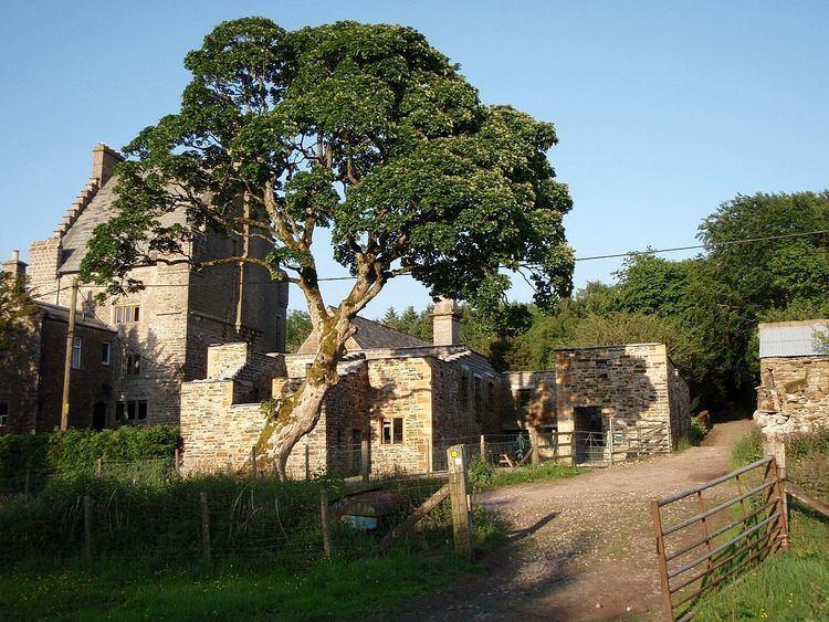 Grade II* listed buildings in Eden District