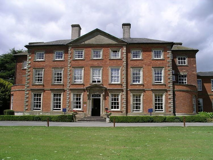 Grade II* listed buildings in Rugby (borough)