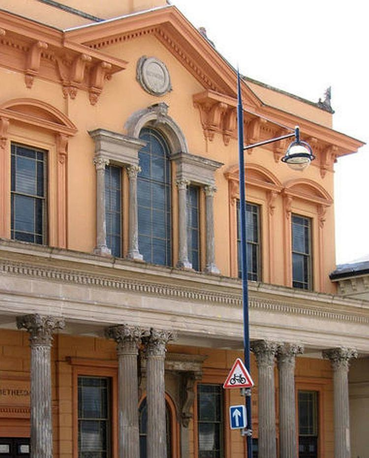 Grade II* listed buildings in Stoke-on-Trent