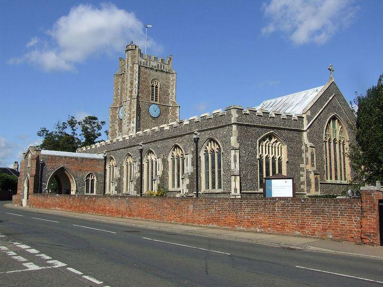 Grade II* listed buildings in Suffolk Coastal