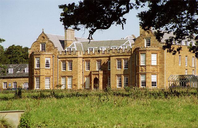 Grade II* listed buildings in Wellingborough (borough)