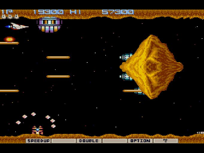 Gradius (video game) My all time favourite video games Gradius Sharp X68000 1987