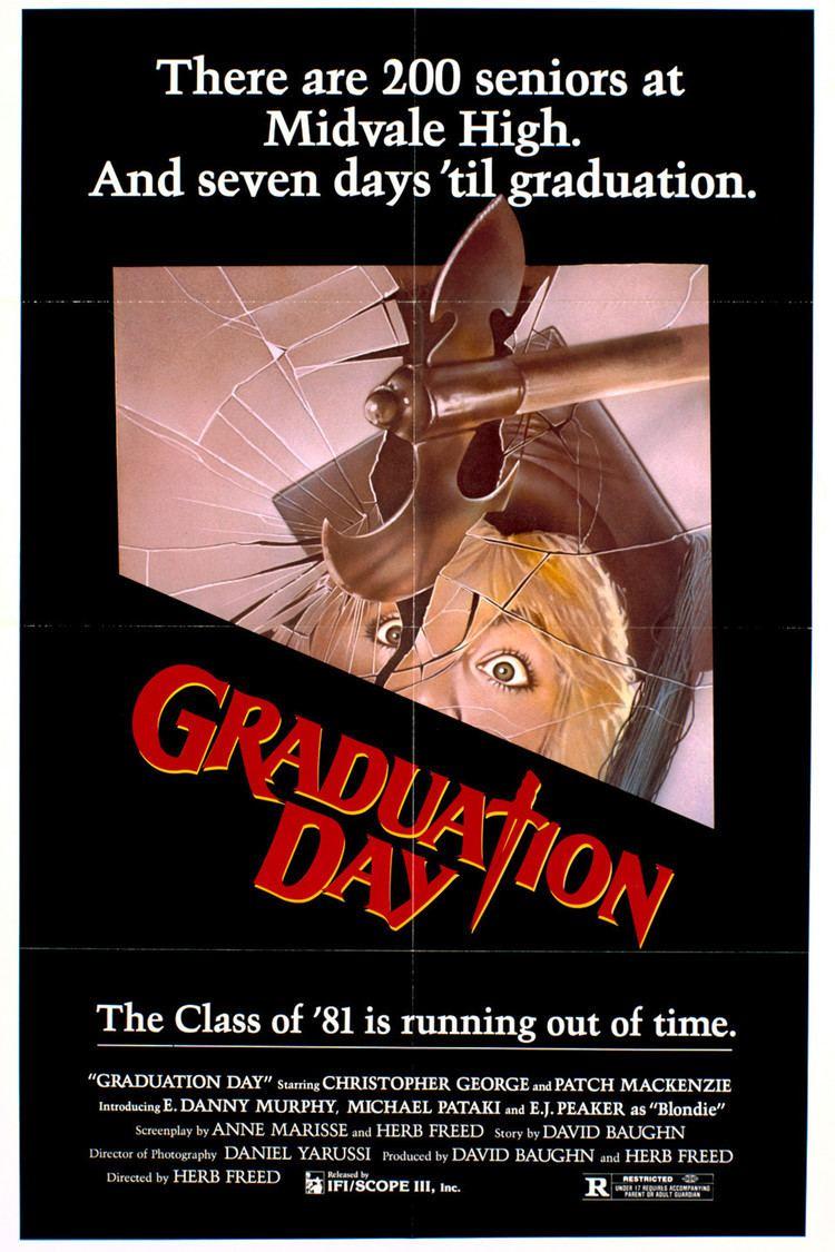 Graduation Day (film) wwwgstaticcomtvthumbmovieposters446p446pv