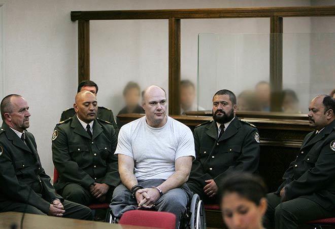 Graeme Burton Graeme Burton multiple murderer Violent crime Te Ara