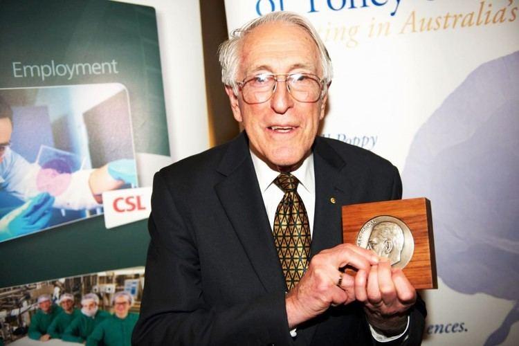 Graeme Clark (doctor) Graeme Clark wins 2011 CSL Florey Medal AIPSAIPS