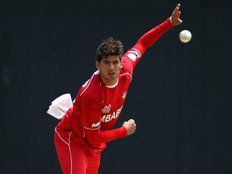 Graeme Cremer (Cricketer)
