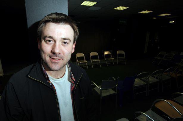 Graeme Hawley ExCoronation Street star backs campaign to keep Sky Blues