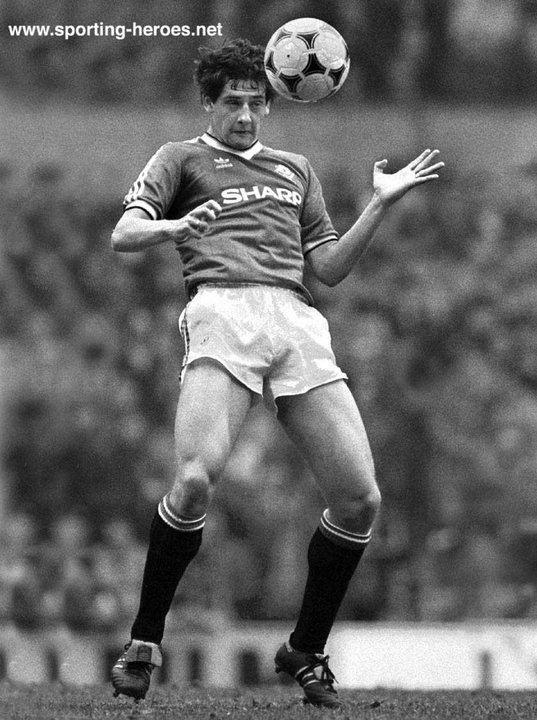 Graeme Hogg Graeme HOGG League appearances for Man Utd Manchester United FC