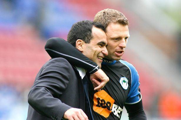 Graeme Jones Everton FC assistant Graeme Jones on a meeting of minds with