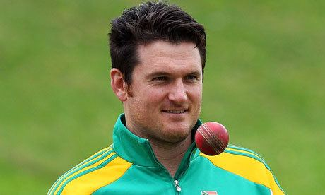 Graeme Smith (Cricketer) playing cricket