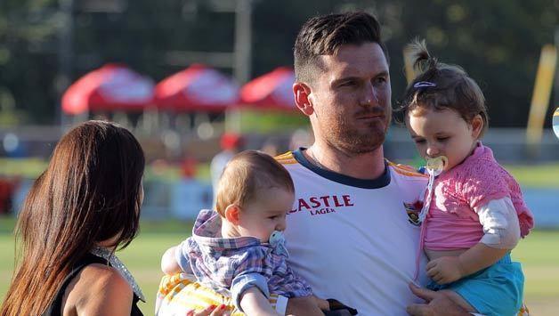 Graeme Smith (Cricketer) family