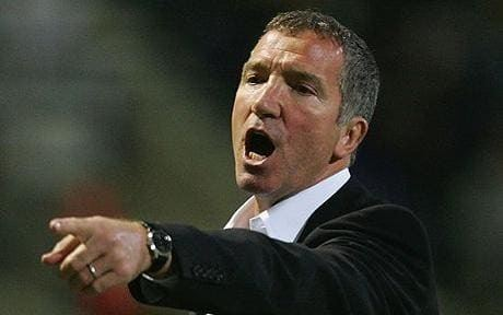 Graeme Souness Graeme Souness 39in foulmouthed rant at an Under10s
