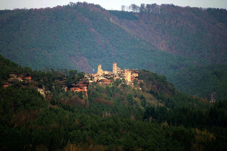 Grafendahn Castle