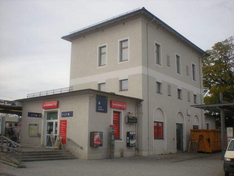Grafing station