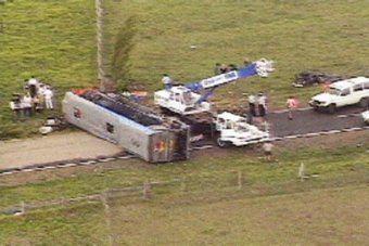Grafton bus crash You are heroes39 1989 Grafton bus crash survivor thanks SES