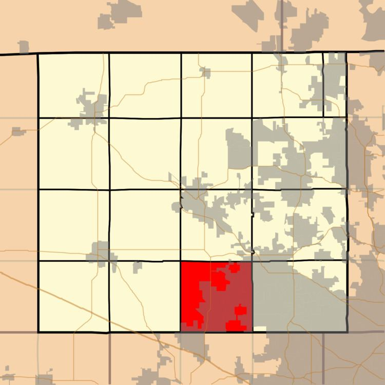 Grafton Township, McHenry County, Illinois