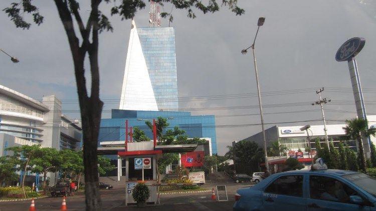 Graha Pena Panoramio Photo of Graha Pena Surabaya