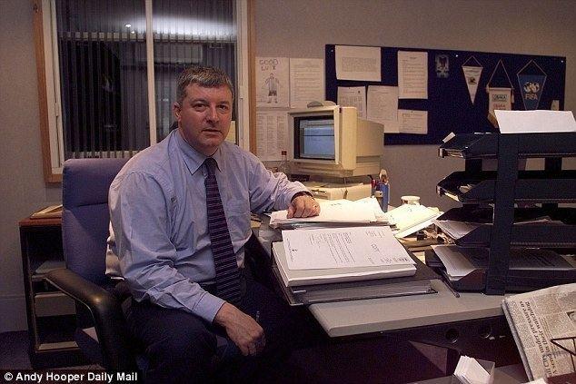 Graham Bean Leeds owner Massimo Cellino sacks consultant Graham Bean after