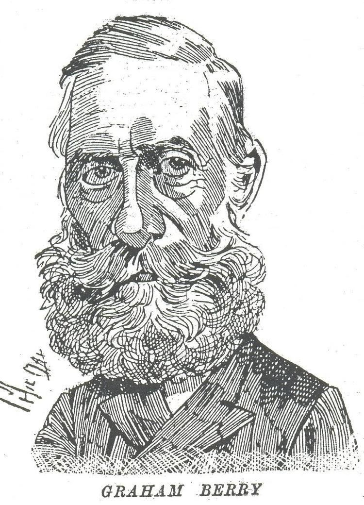 Graham Berry