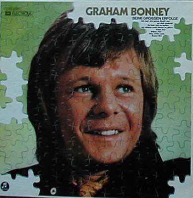 Graham Bonney Herberts Oldiesammlung Secondhand LPs Graham Bonney