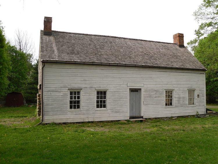 Graham-Brush Log House
