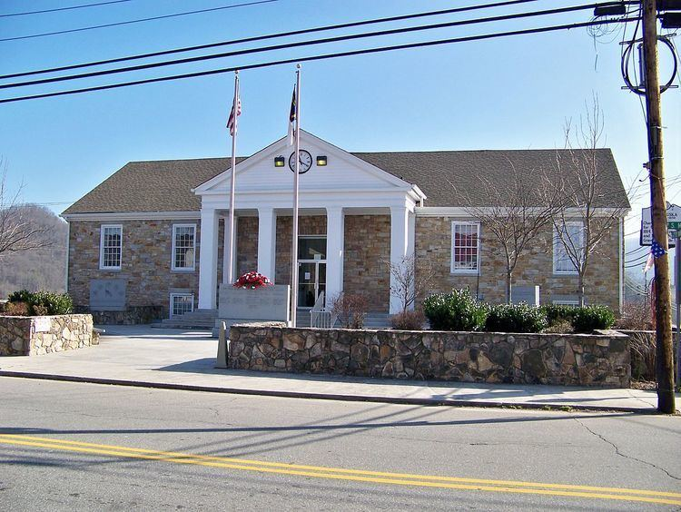 Graham County Courthouse (Robbinsville, North Carolina)