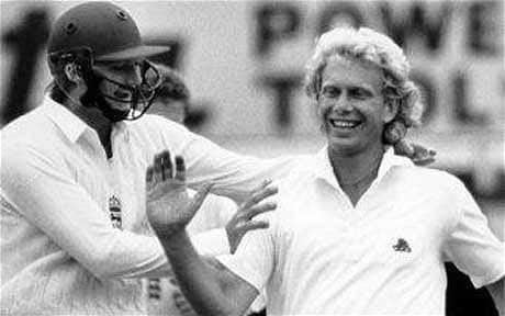 Former England bowler Graham Dilley dies aged 52 Telegraph