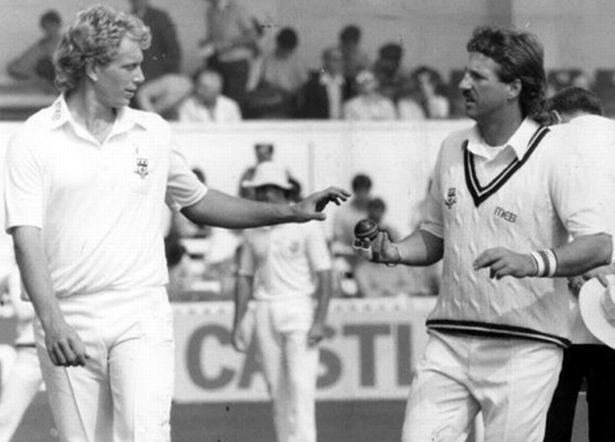 Former England and Worcestershire cricketer Graham Dilley dies