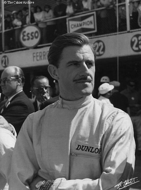 Graham Hill Graham Hill Profile Drivers GP Encyclopedia F1