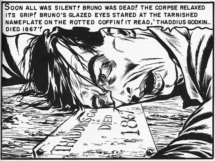 Graham Ingels Graham Ingels Lambiek Comiclopedia