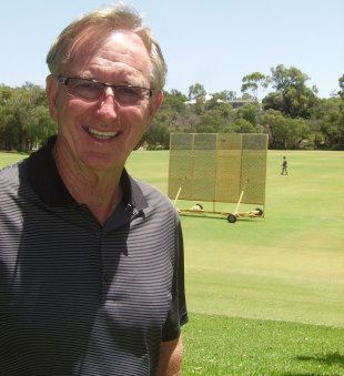 Graham McKenzie (fencer) Graham McKenzie I would have loved to have played with McGrath and