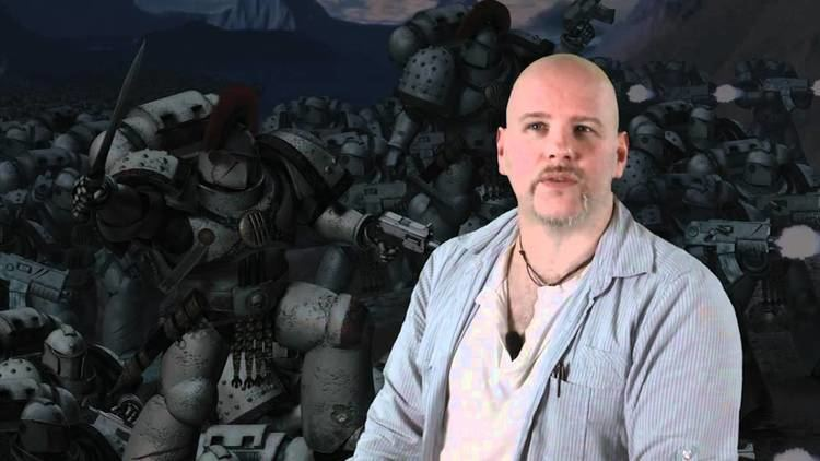 Graham McNeill The Inquisition An interview with Graham McNeill YouTube