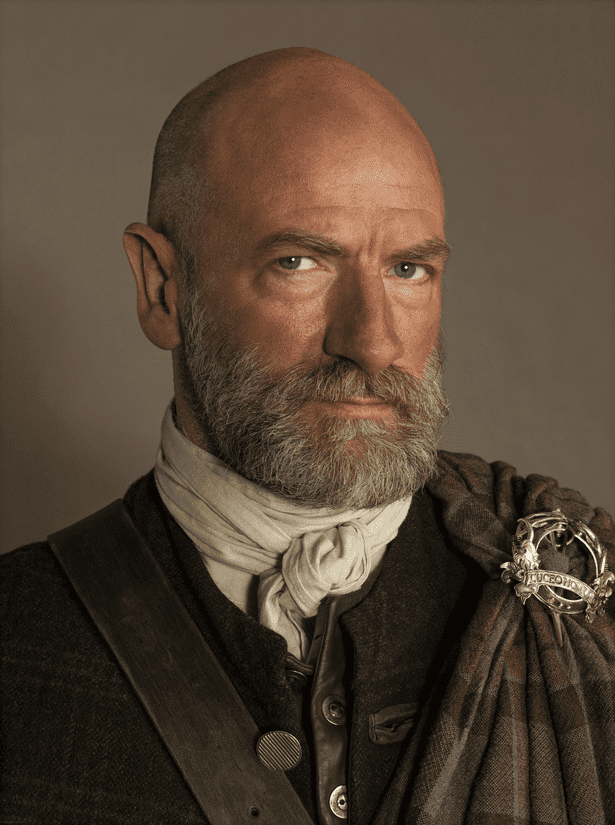 Graham McTavish Outlander star Graham McTavish says he is proud of his